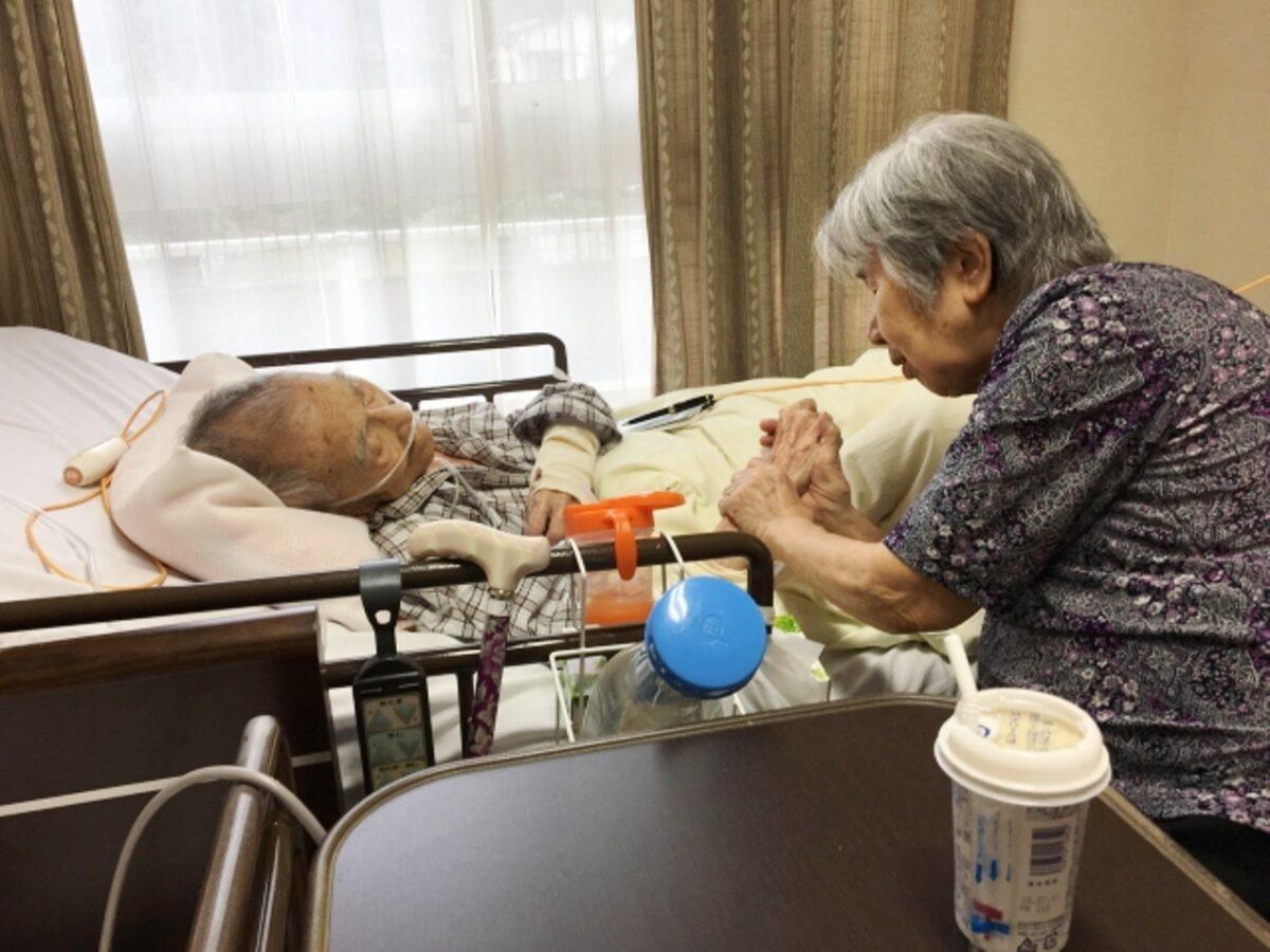 特養における看取り介護